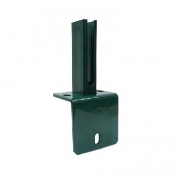 Winkelfussplatten für Zaunpfosten 60/40 Typ H